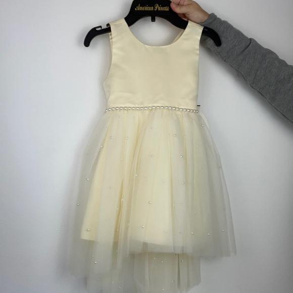American princess flower girl dress NWT